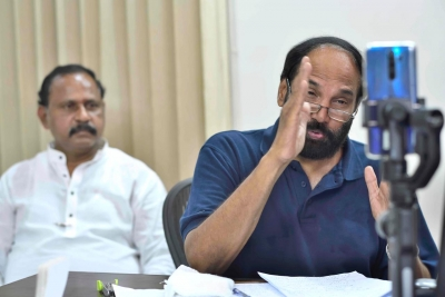 Telangana Congress chief quits after party's rout in GHMC polls