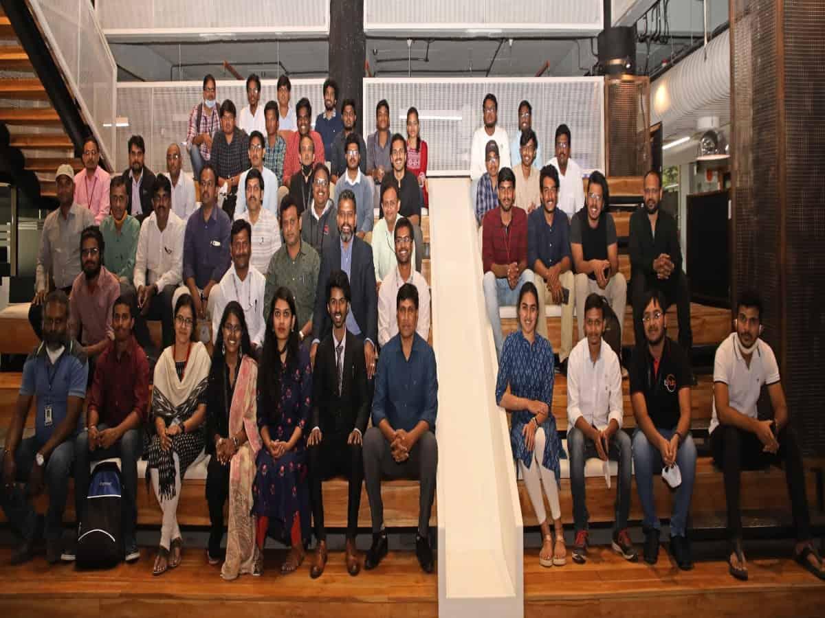 T-Hub's academic initiative nurtures over 800 student entrepreneurs across India