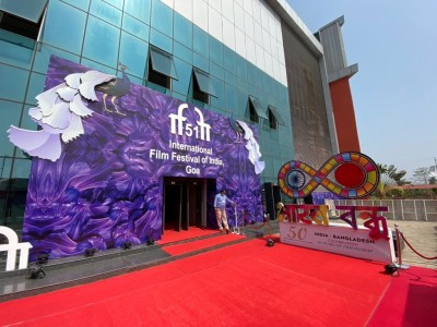Danish film 'Into the Darkness' wins Golden Peacock award at IFFI