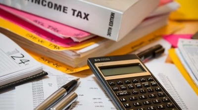 Income Tax Department conducts searches in Hyderabad