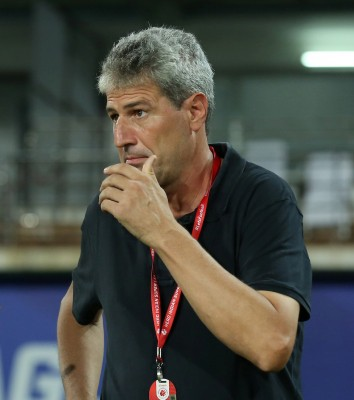 Jamshedpur coach Coyle dreams of ISL playoff in game vs Hyderabad