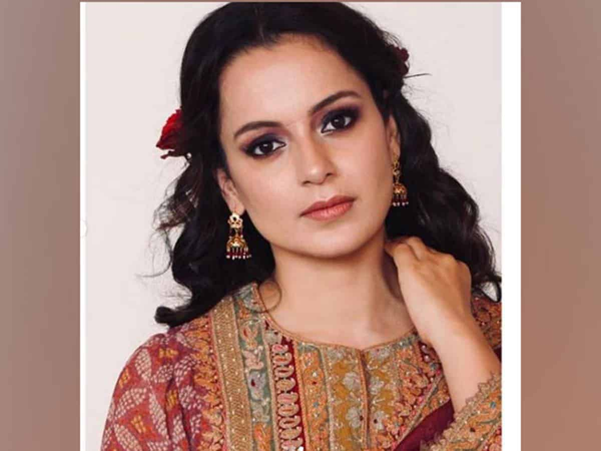 Kangana's Twitter account temporarily suspended over hateful remarks