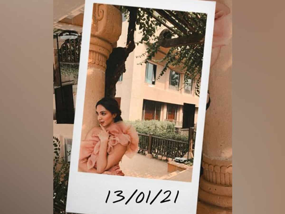 Kiara Advani exudes vintage vibes with stunning picture