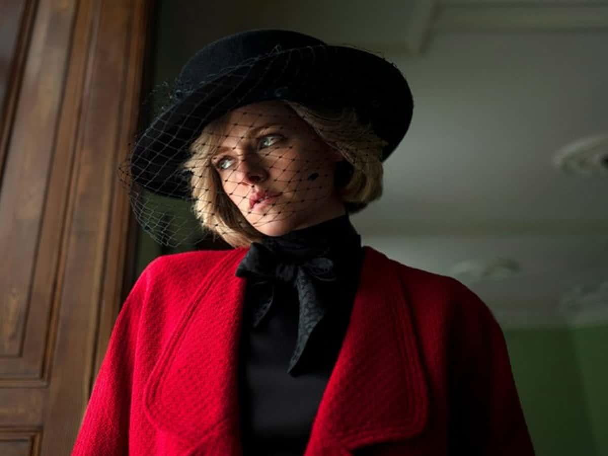 Kristen Stewart captivates as Princess Diana in first look