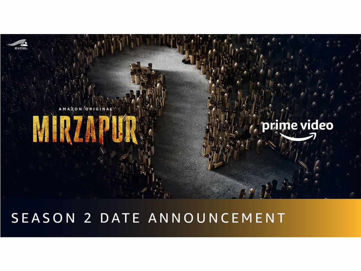 SC issues notice to makers of 'Mirzapur' and Amazon Prime Video