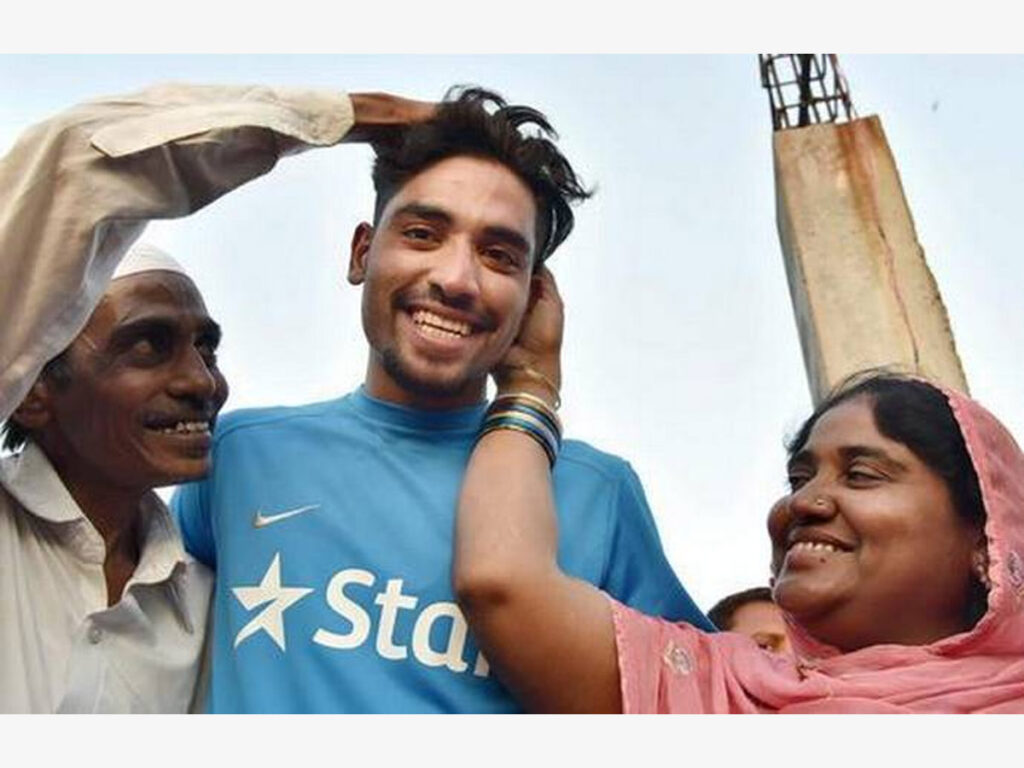 Grit, talent and the break–Siraj Story begins…
