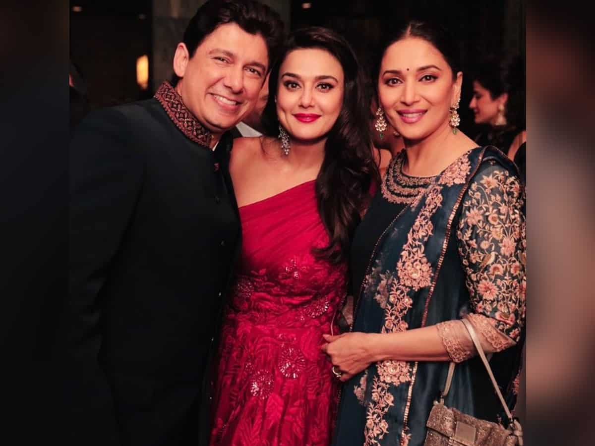 Madhuri Dixit wishes Preity Zinta on her 46th birthday