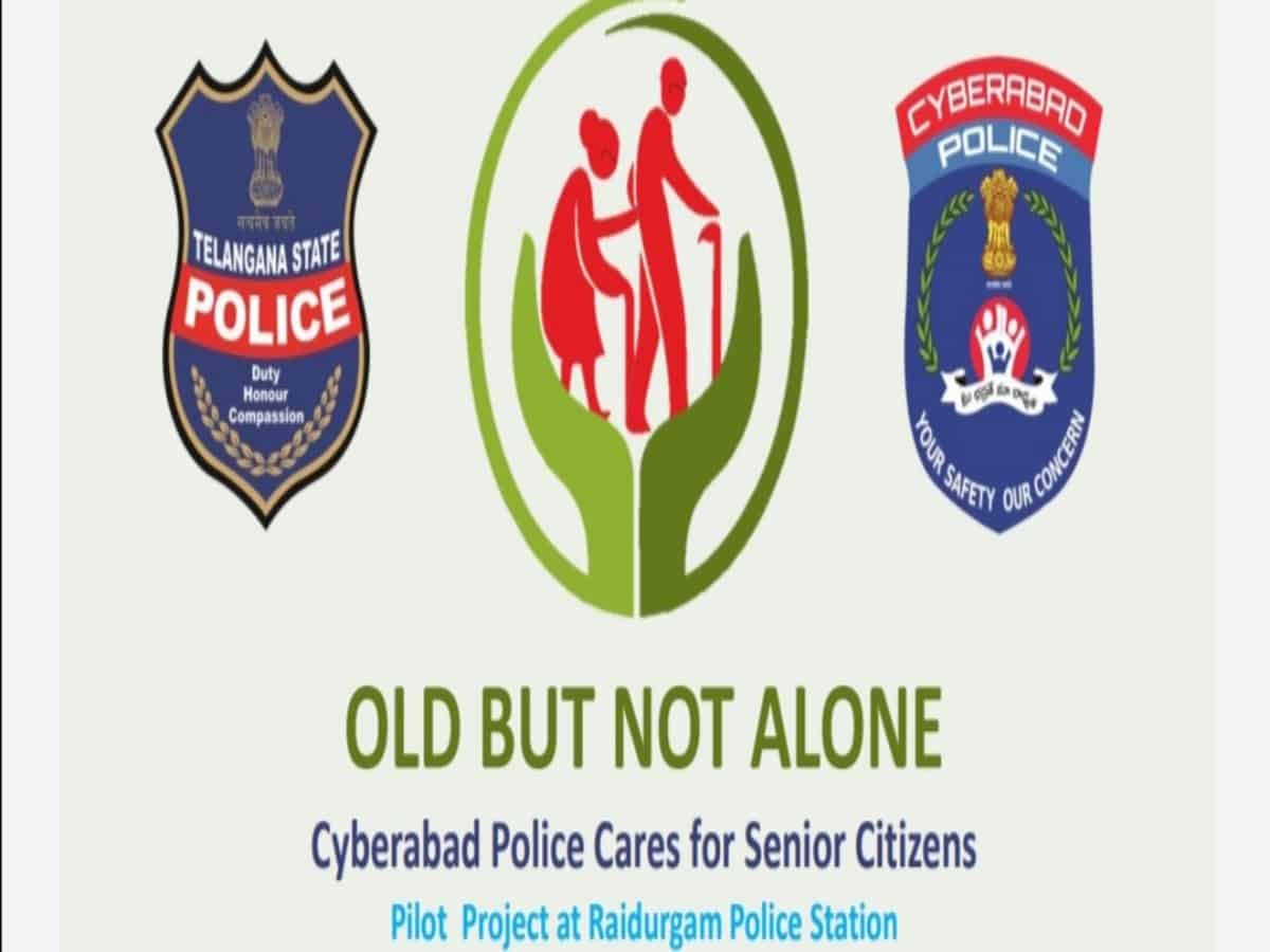 Cyberabad police launch helpline for safety, security of senior citizens