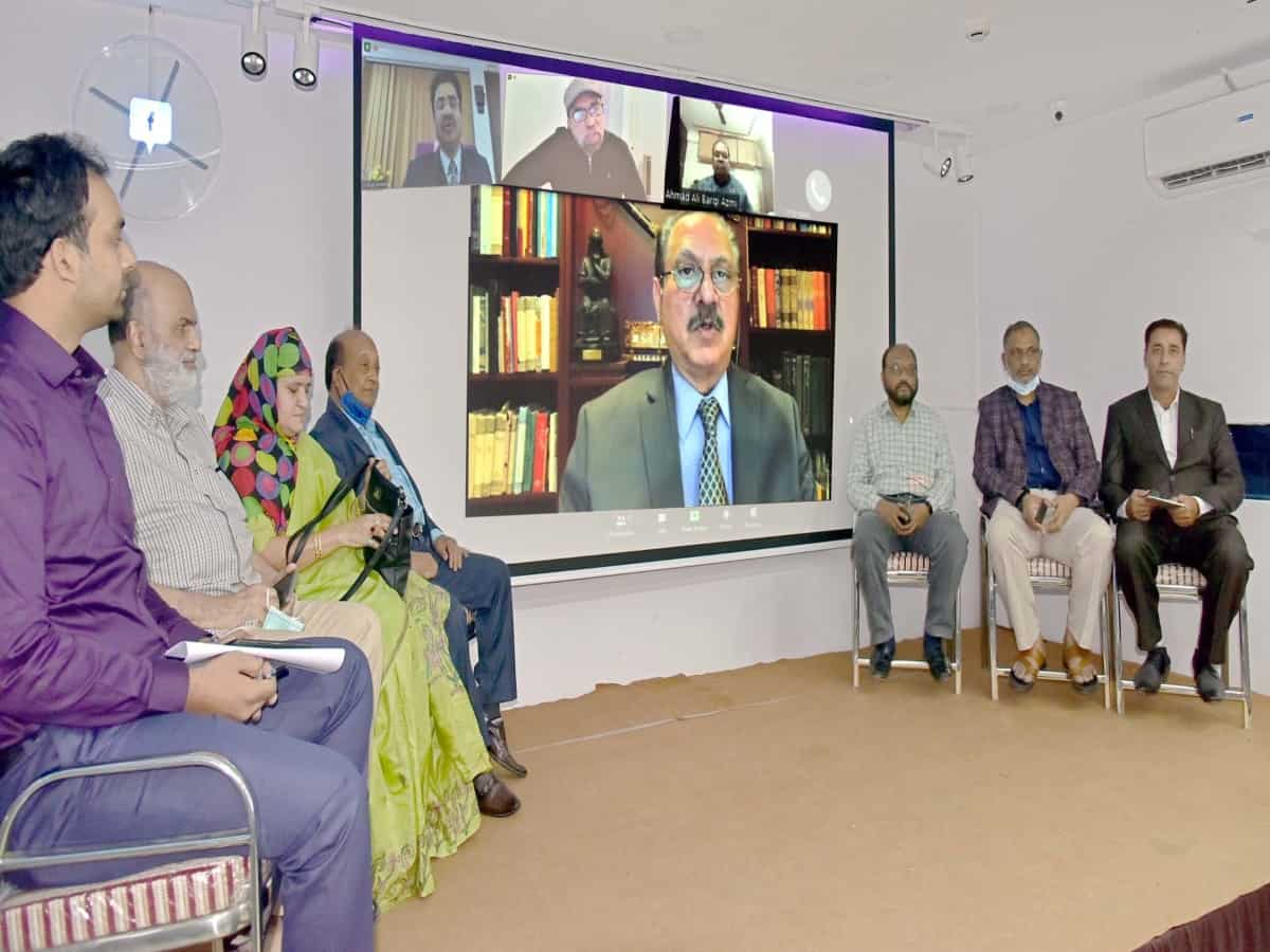 Telangana: Urdu academy to publish works of writers, poets from Hyderabad