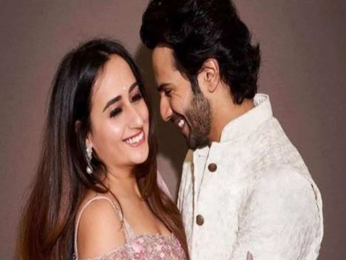 Varun Dhawan, Natasha Dalal to tie the knot today