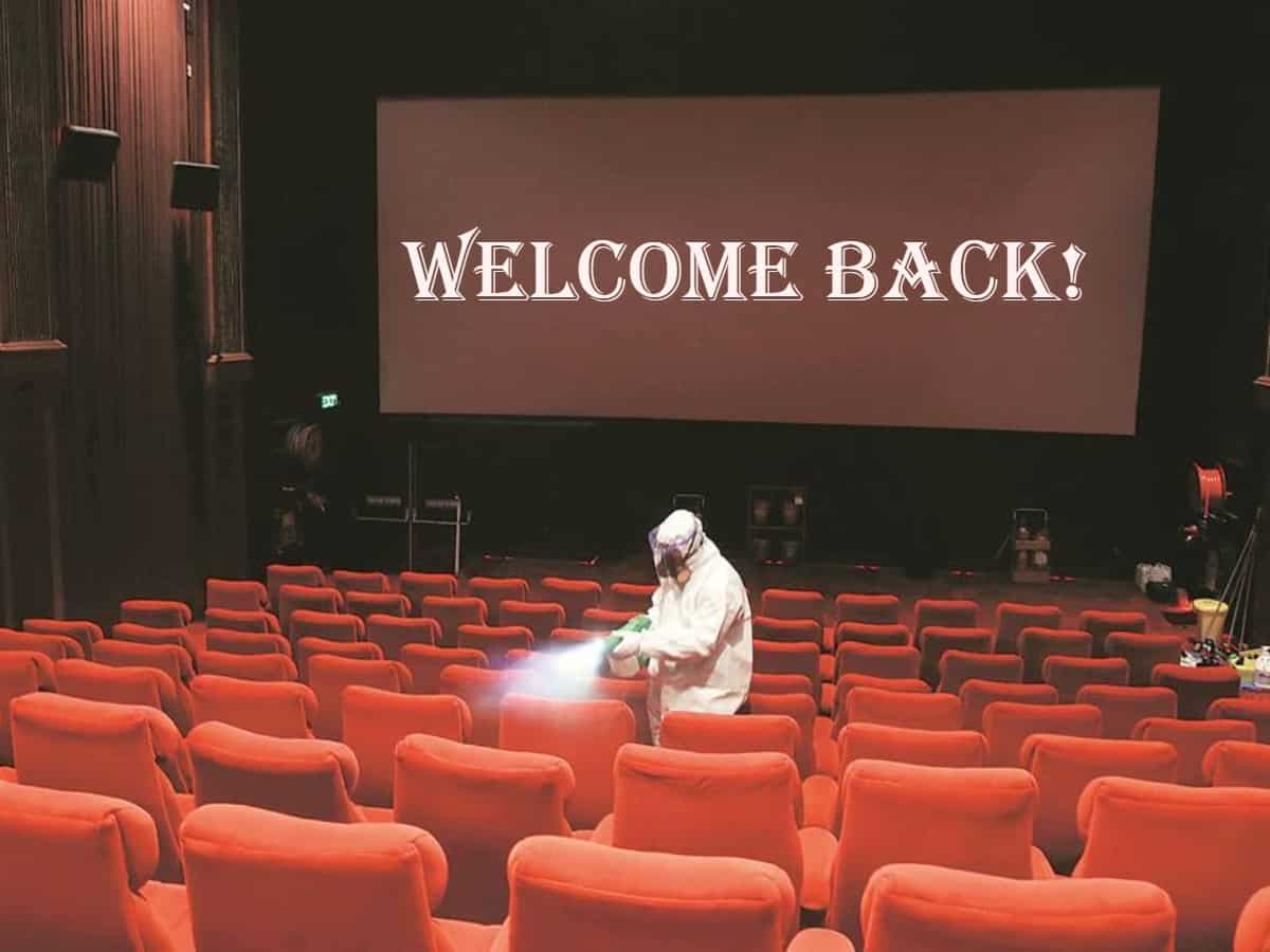Centre allows full occupancy in cinema halls from February 1, issues new guidelines