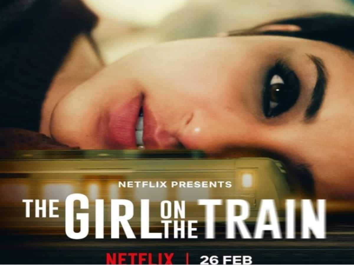 Netflix unveils character posters from 'The Girl On The Train'