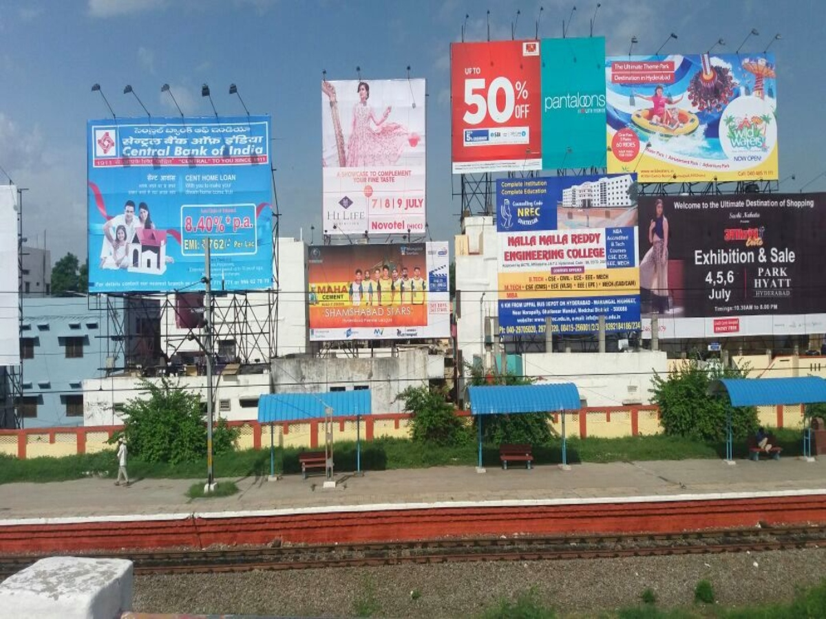 GHMC to restrict hoardings; to come up with service-centric ad policy