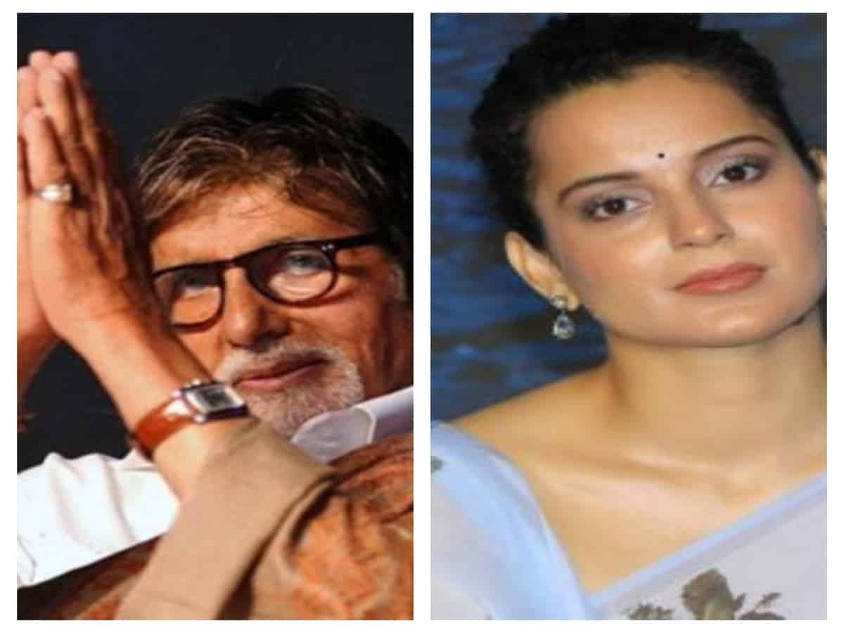 From Amitabh Bachchan to Kangana Ranaut, B-Town celebs extend Republic Day wishes to fans