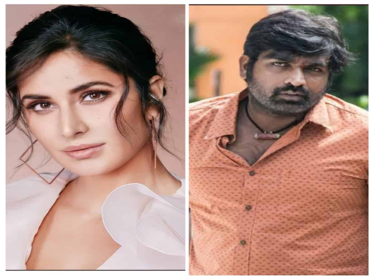Katrina Kaif, Vijay Sethupathi to collaborate for Sriram Raghavan's next