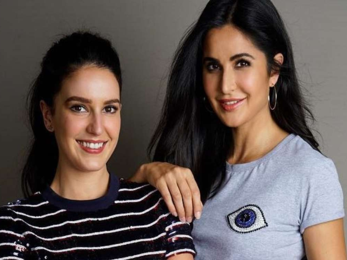Katrina's sister Isabelle Kaif enters Bollywood; her first look and movie details inside