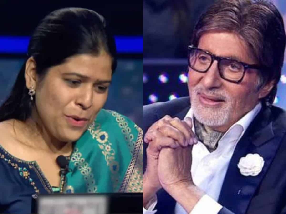 KBC 12: List of  questions that allowed Afsheen Naaz to win Rs 25,00,000