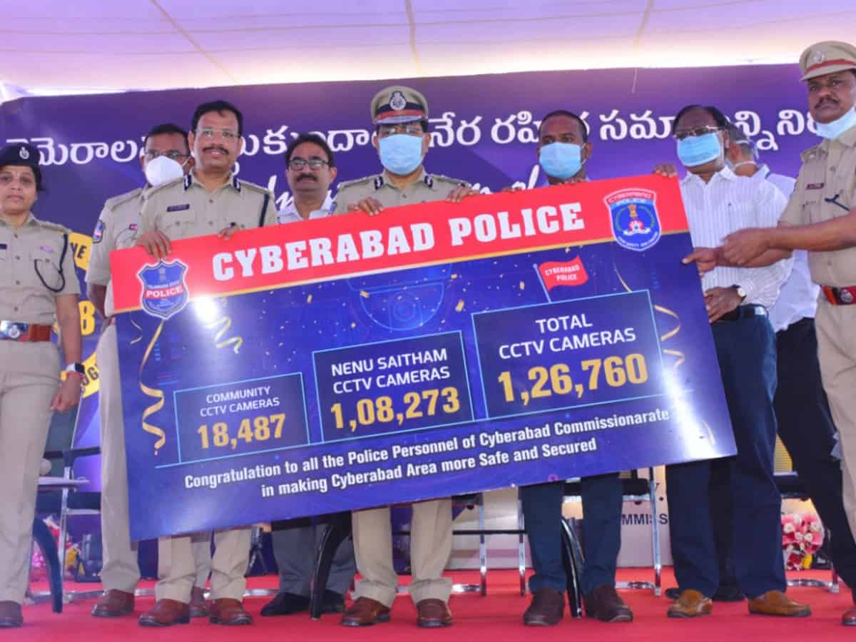 Over two thousand new CCTV cameras to be installed in Cyberabad