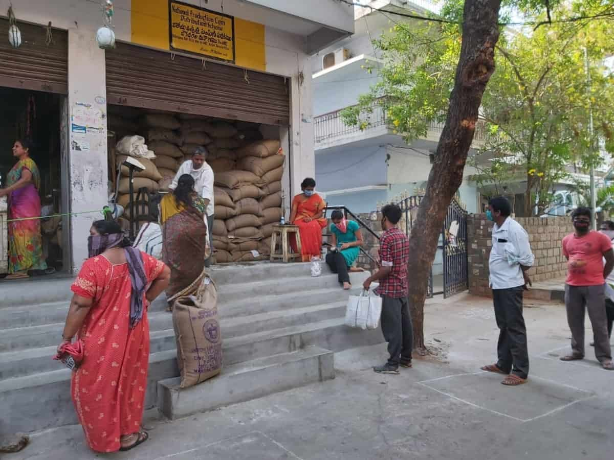 All ration cardholders must get supplies: Telangana food commission