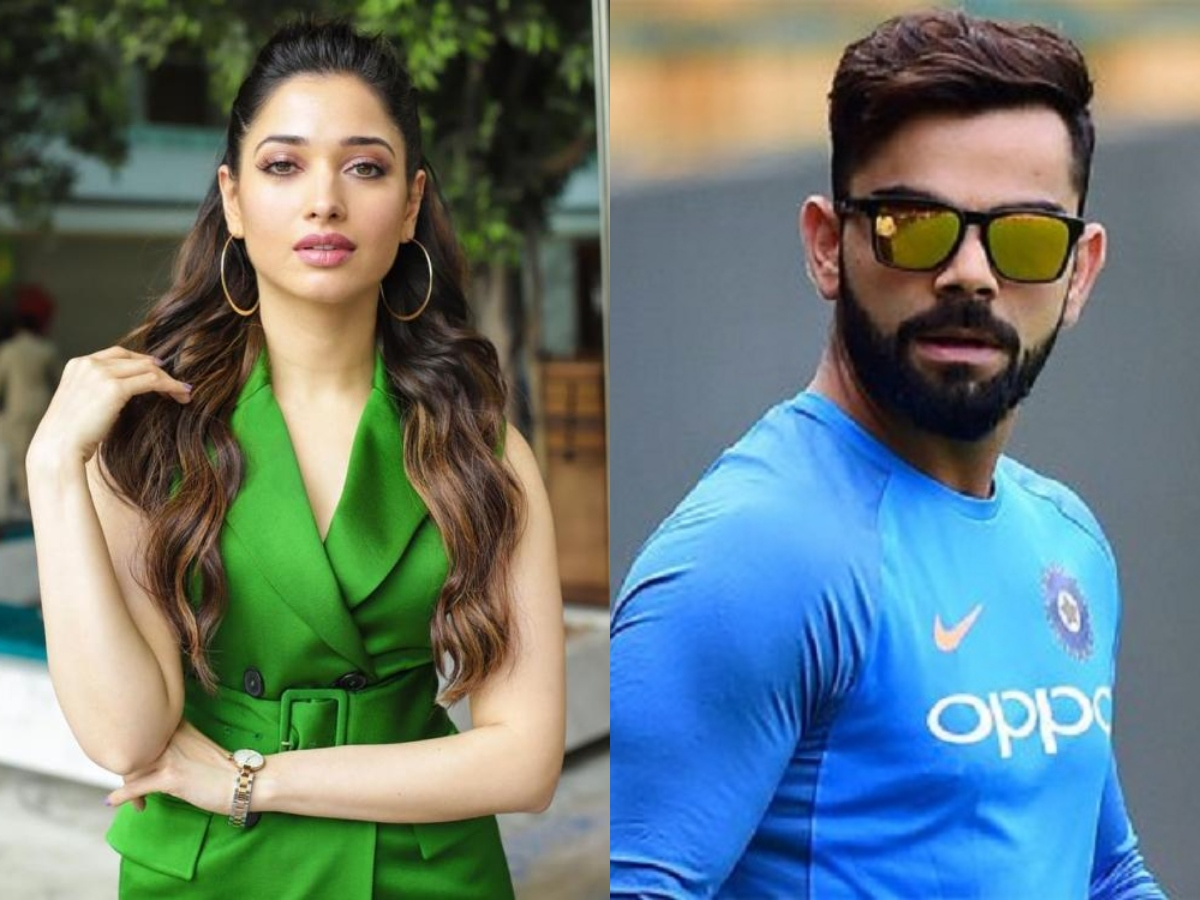 Legal notice issued against Virat Kohli and Tamannaah Bhatia, here's why
