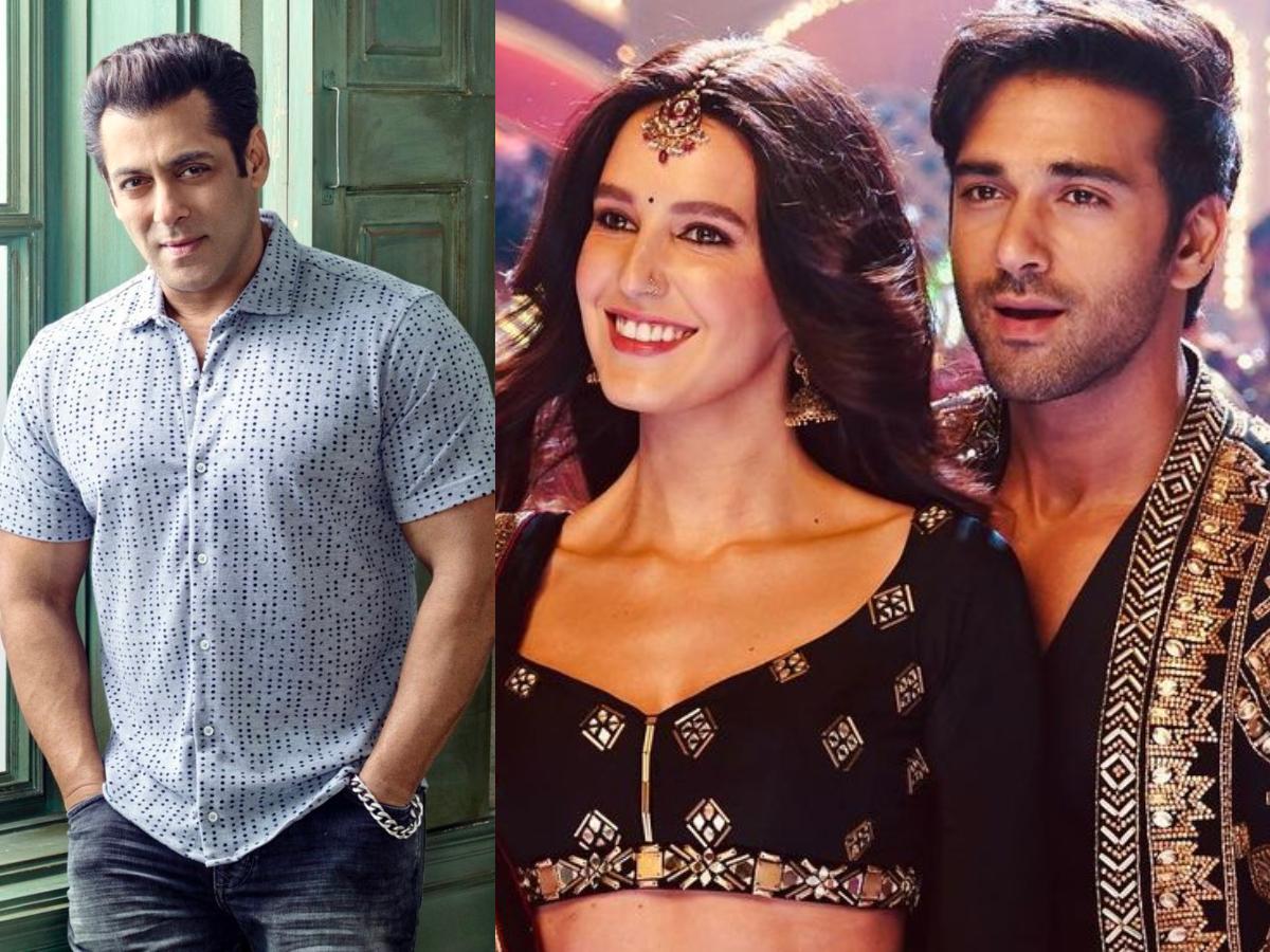 Suswagatam Khushamadeed: Salman Khan has special message for Katrina's sister Isabelle Kaif