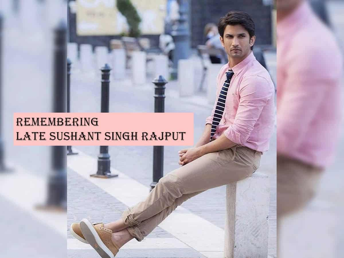 Sushant Singh Rajput left invaluable life lessons for us via his social media