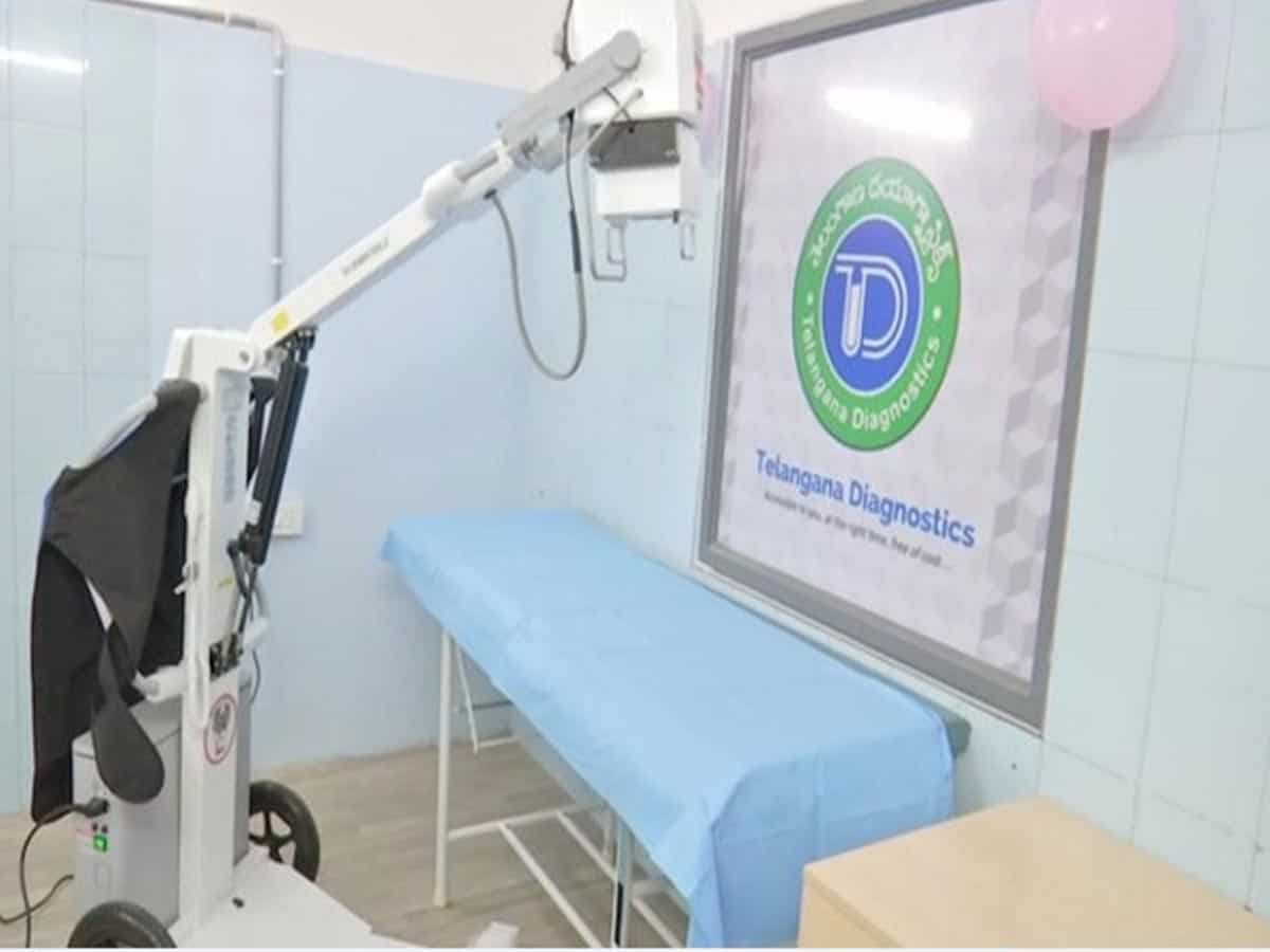Telangana launches mini hubs for free diagnosis of the poor