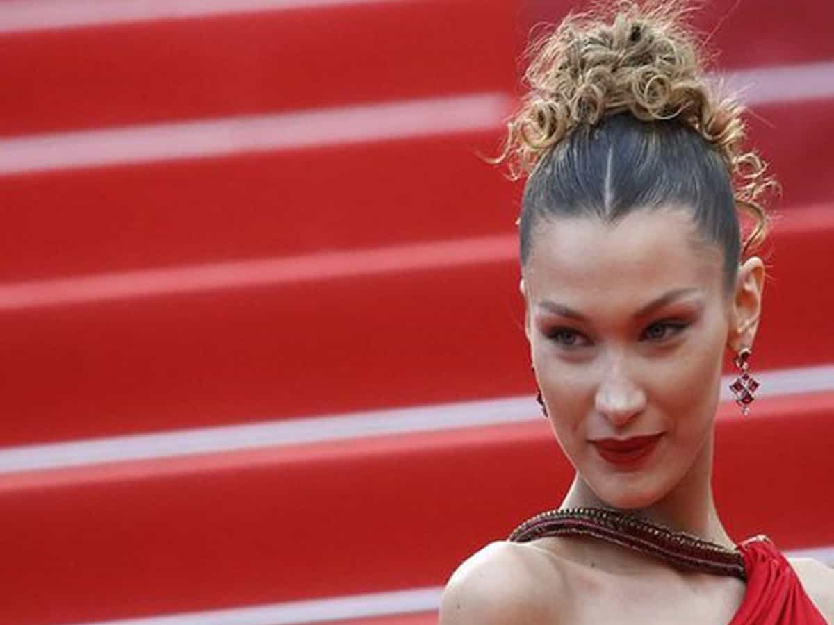 Bella Hadid shares a glimpse of her life with Lyme disease
