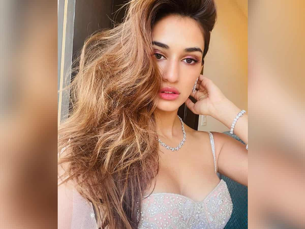 Disha Patani proves that she is a true blue pet lover in latest post