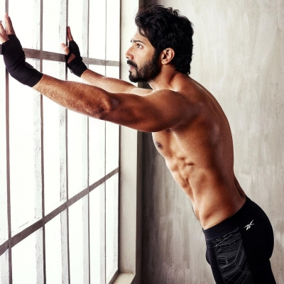 Varun Dhawan urges fans to 'never back down'