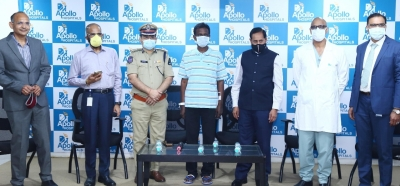 Man who received cadaver heart transported by Hyderabad Metro recovers