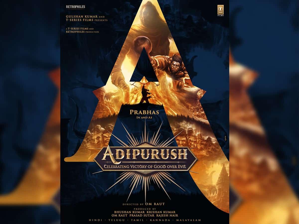 Sets of Adipurush starring Prabhas and Saif Ali Khan catch fire