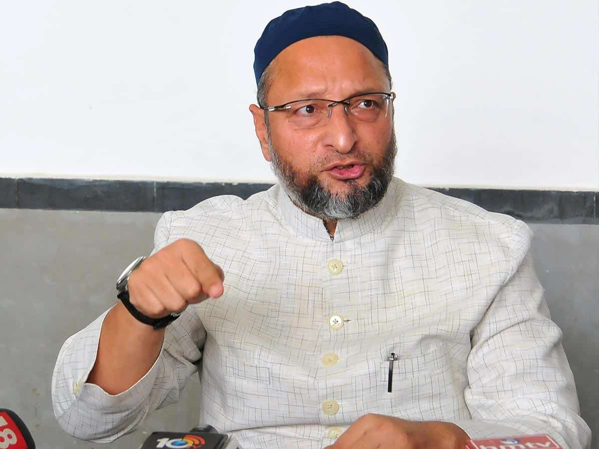 Asaduddin Owaisi opposes draft of govt policy seeking to regulate OTT, social media platforms