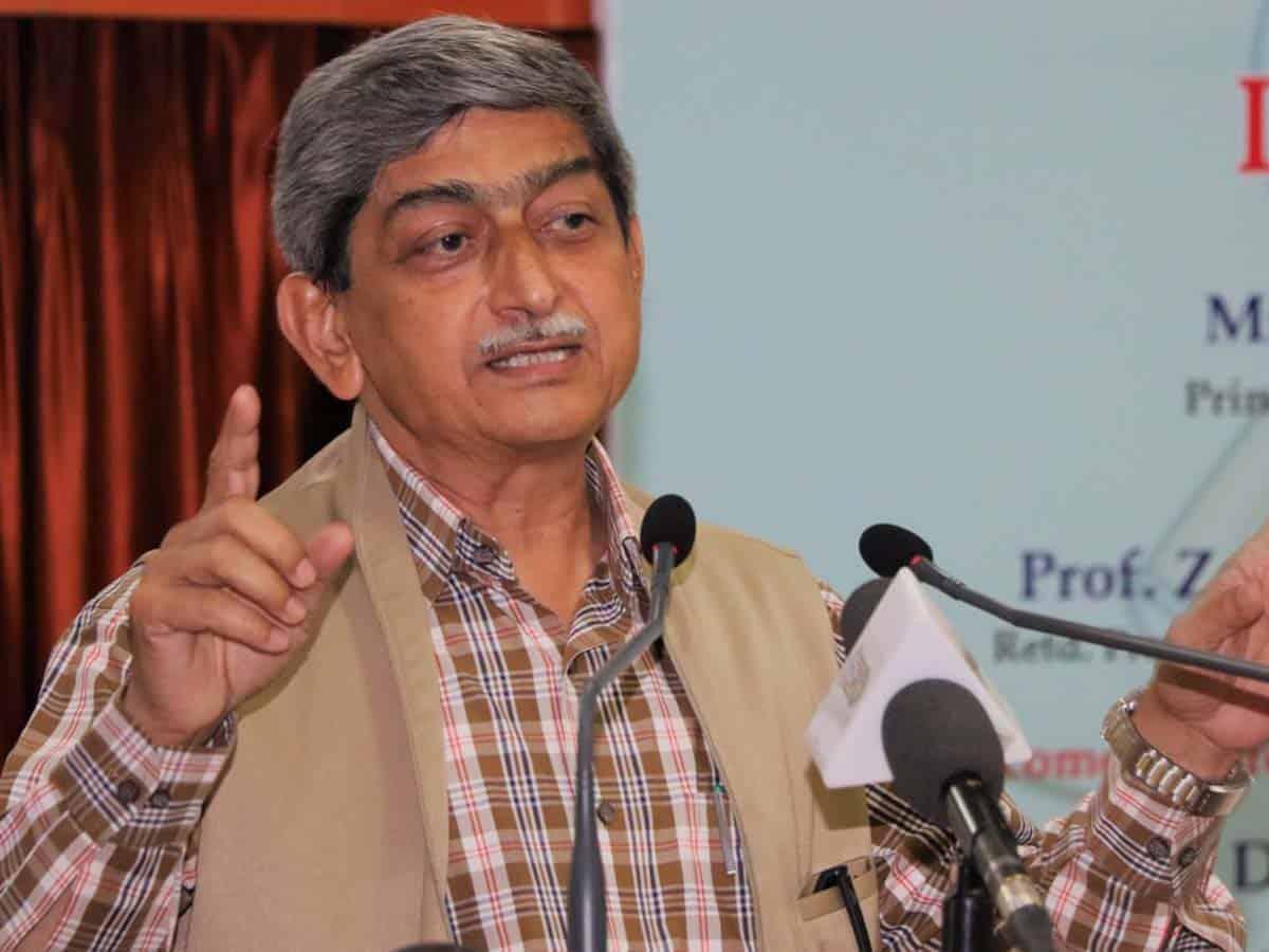 MANUUTA declares Aslam Parvaiz as 'worst VC' of University
