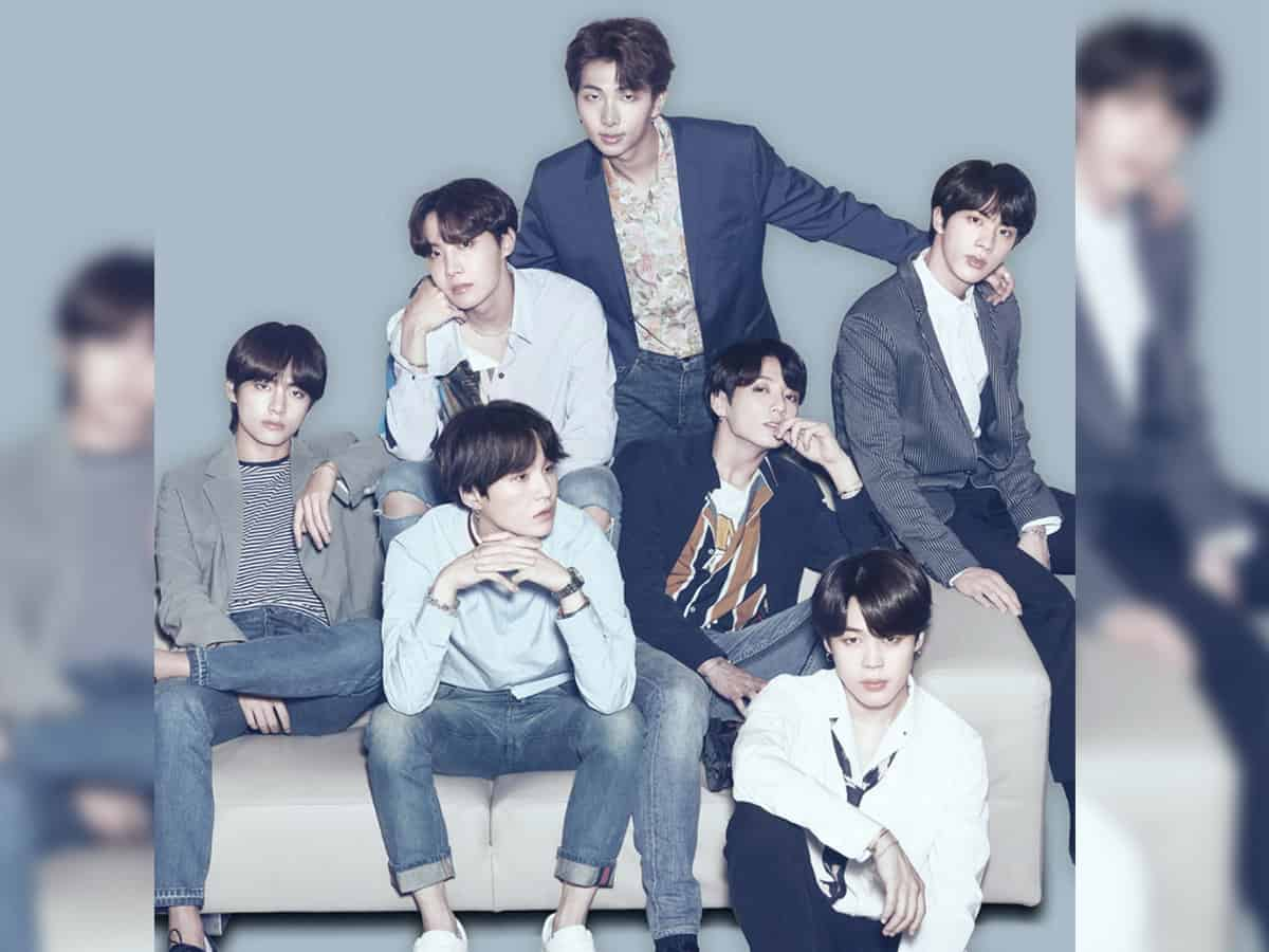 Twitter names BTS its most popular musical act again