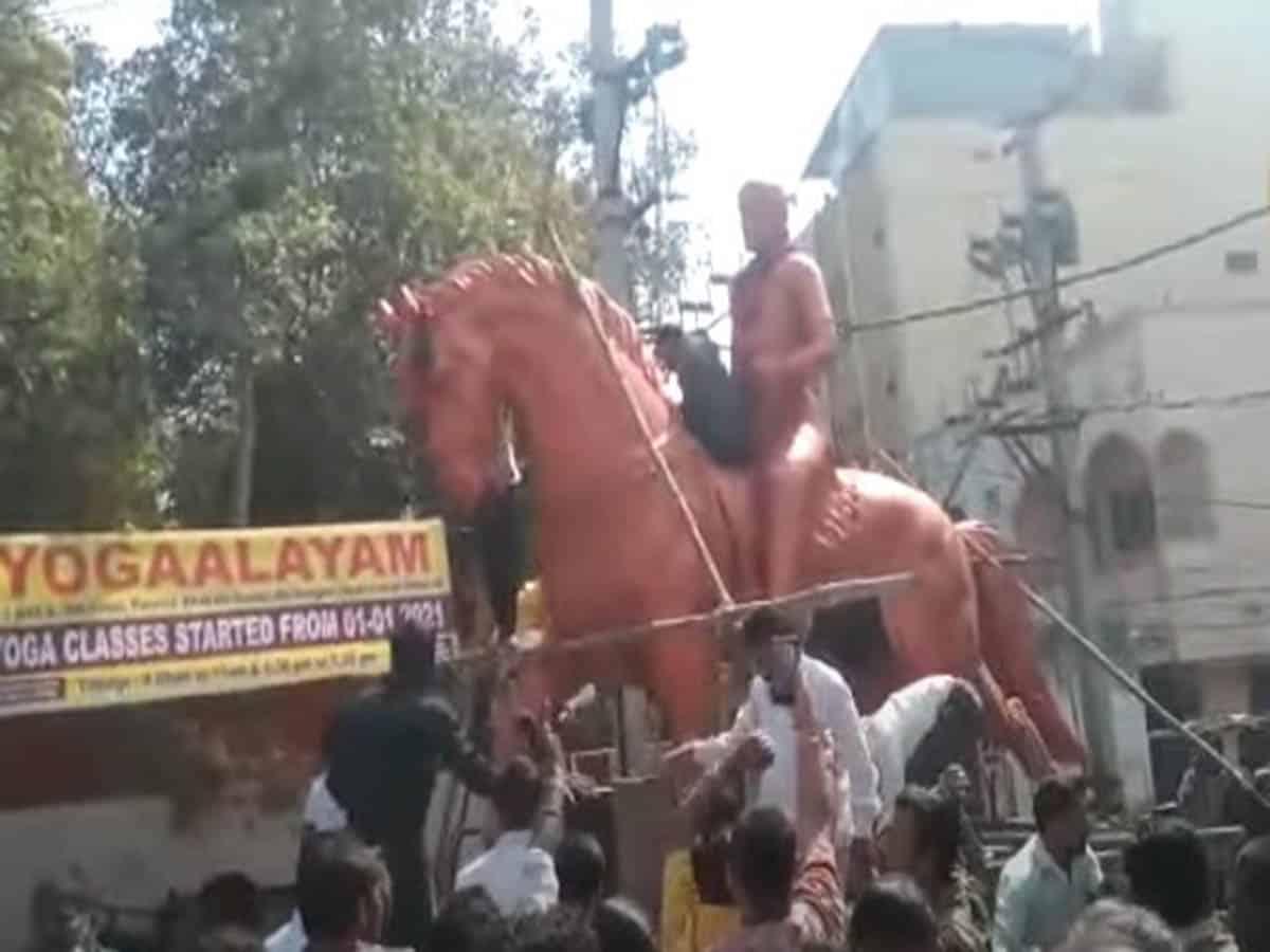 Hyderabad: Police foil bid to disturb communal peace at Borabanda