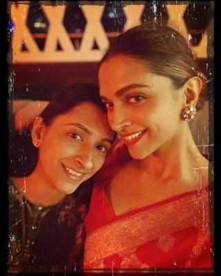 Deepika Padukone wishes her 'little one' Anisha on birthday