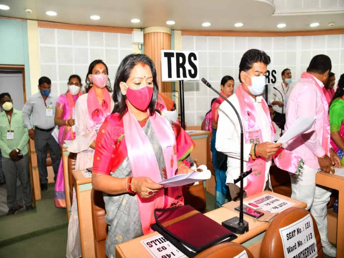 GHMC mayor election: TRS to bag post, as AIMIM offers support