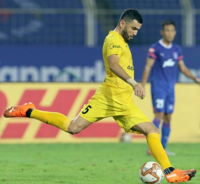 Hyderabad keep hopes of ISL playoffs alive after beating Chennaiyin
