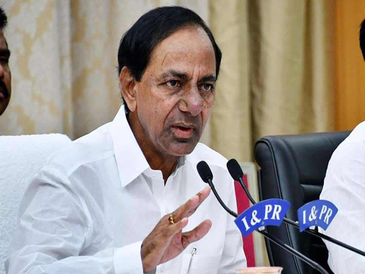 KCR likely to break silence on many issues on Sunday