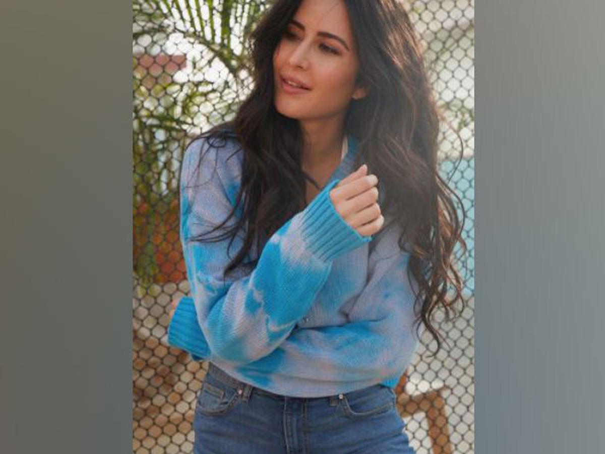 Katrina Kaif channels weekend mood in 'shades of blue'