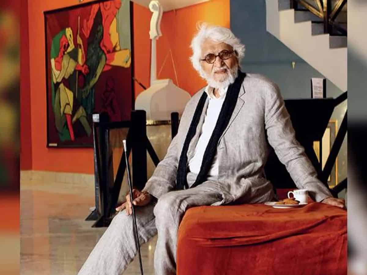 MF Husain's tryst with Hyderabad ends on a sad note