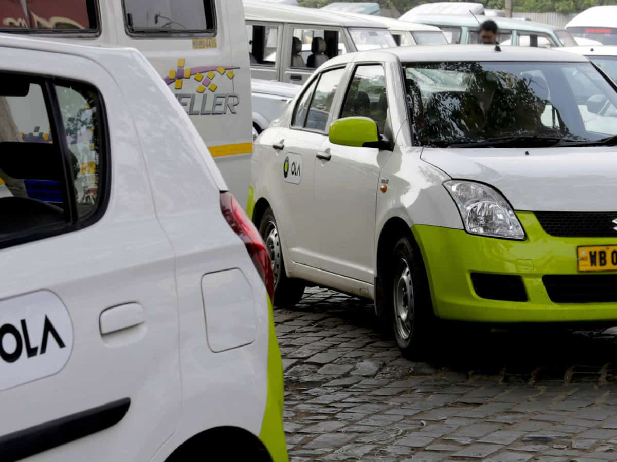 Hyderabad: Cab drivers to hold protest at Indira park tomorrow