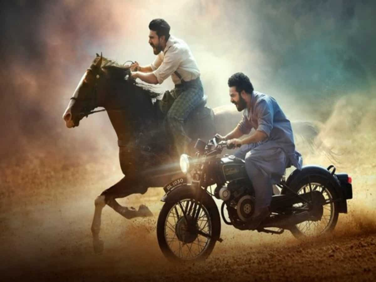 SS Rajamouli's RRR creates history; here's why