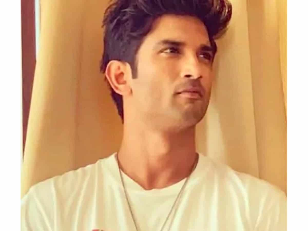 Sushant Singh Rajput honoured with Dadasaheb Phalke award for 'Critic's Best Actor'
