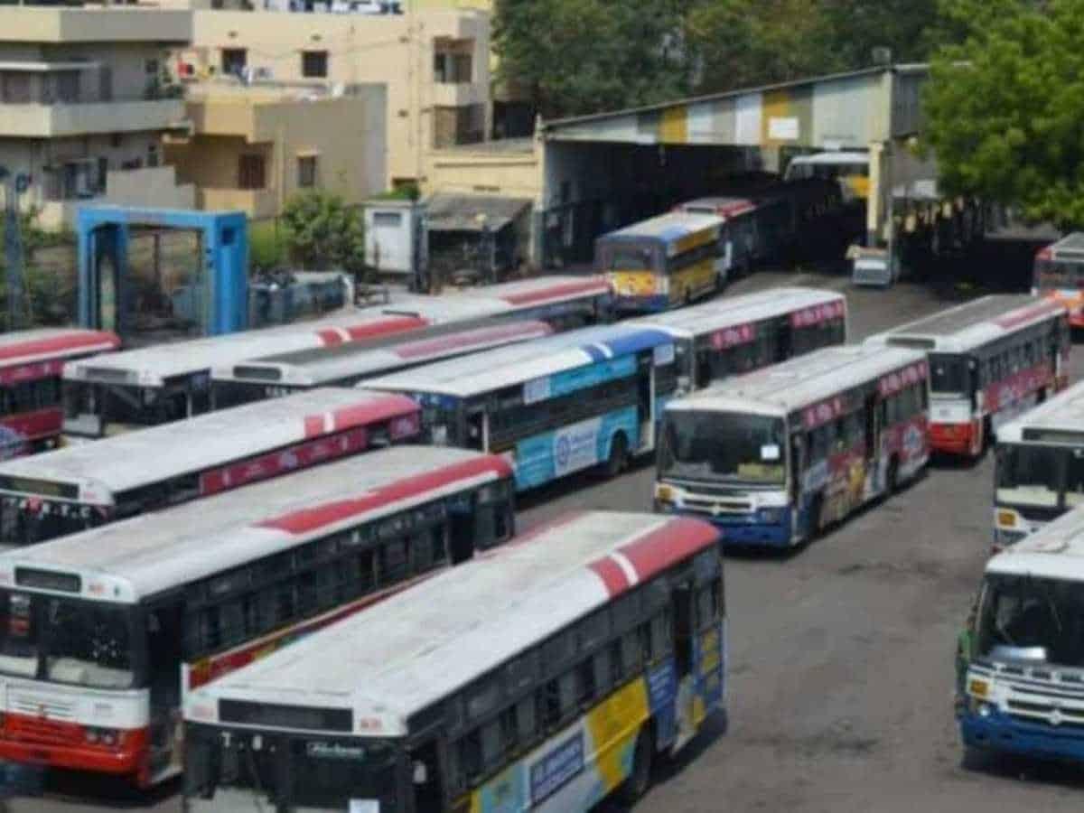 Telangana govt. to provide job security to RTC employees