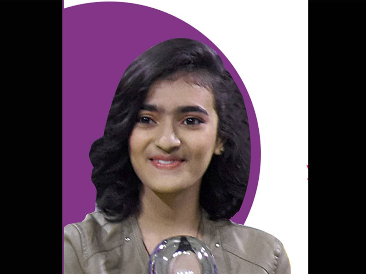 Byju's Young Genius: 14-year-old Hyderabadi techpreneur Zunaira Khan to appear on the show
