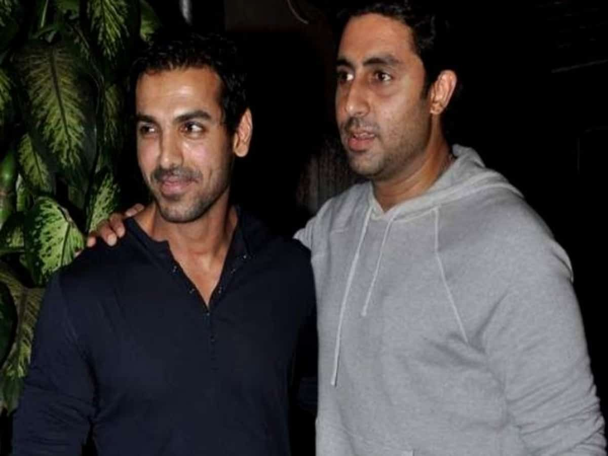 Abhishek Bachchan, John Abraham to team up after 13yrs for Ayyappanum Koshiyum remake