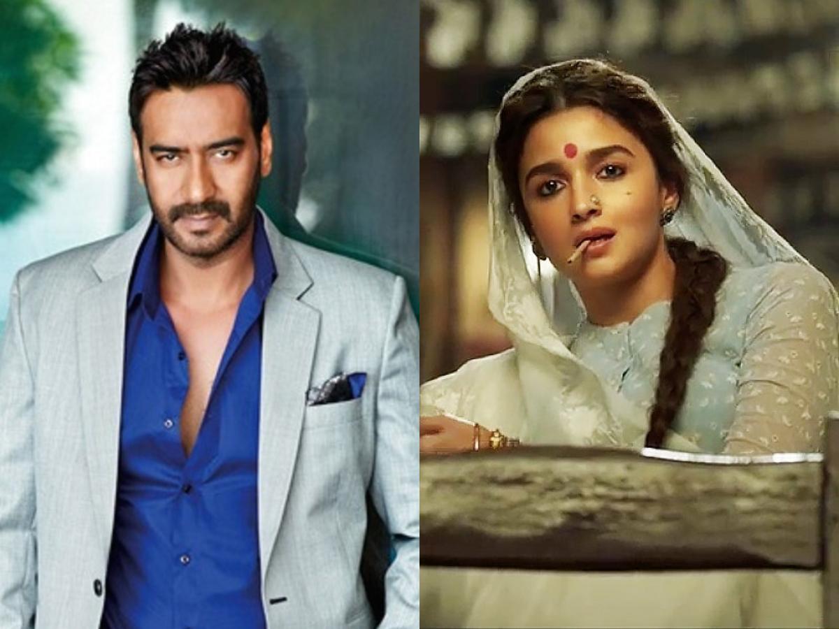Ajay Devgn joins Alia Bhatt in Bhansali's Gangubai Kathiawadi