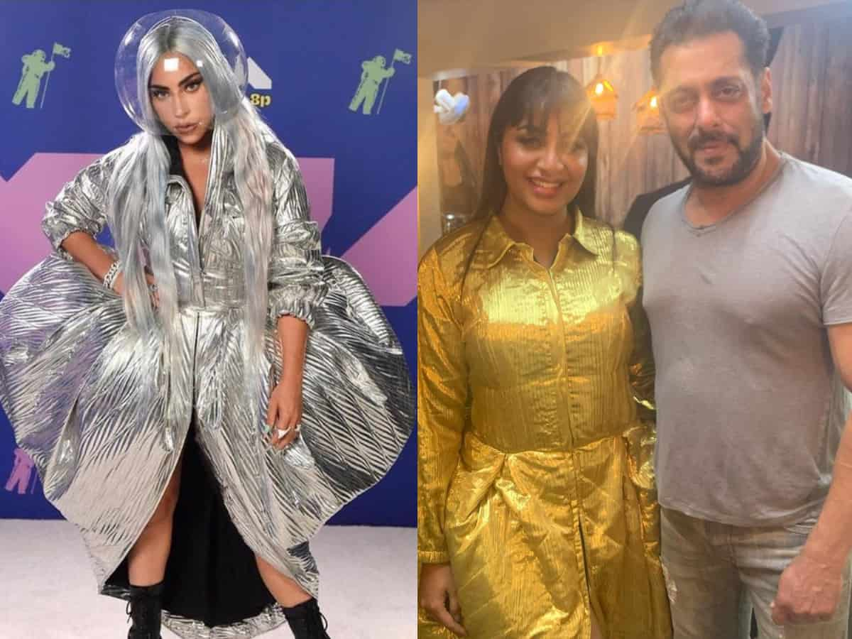 Salman Khan's hilarious comment on Arshi Khan's Lady Gaga inspired dress